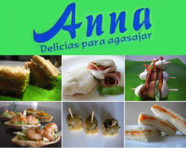 Anna delicias catering